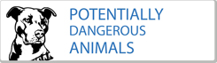 Potentially dangerous animals
